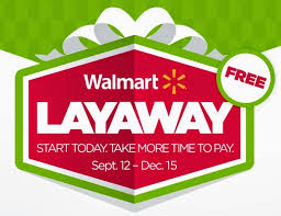yep you are covered to start your walmart layaways right now as it opened up on september 14 2014 yet dont shop yet i told you i have a concrete - When Does Walmart Christmas Layaway Start